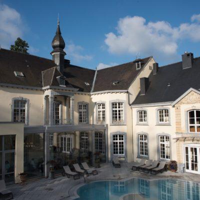 Château des thermes - château