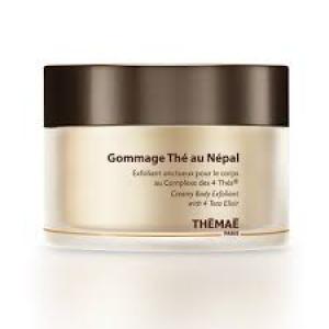 gommage thé du népal